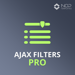 Изображение Nop Ajax Filters Pro (Nop-Templates.com)