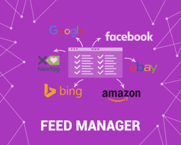 Picture of Feed Manager (Google, Amazon, Ebay, Binq, Facebook, PriceGrabber, Shopzilla, Rakuten, etc.) (foxnetsoft.com)