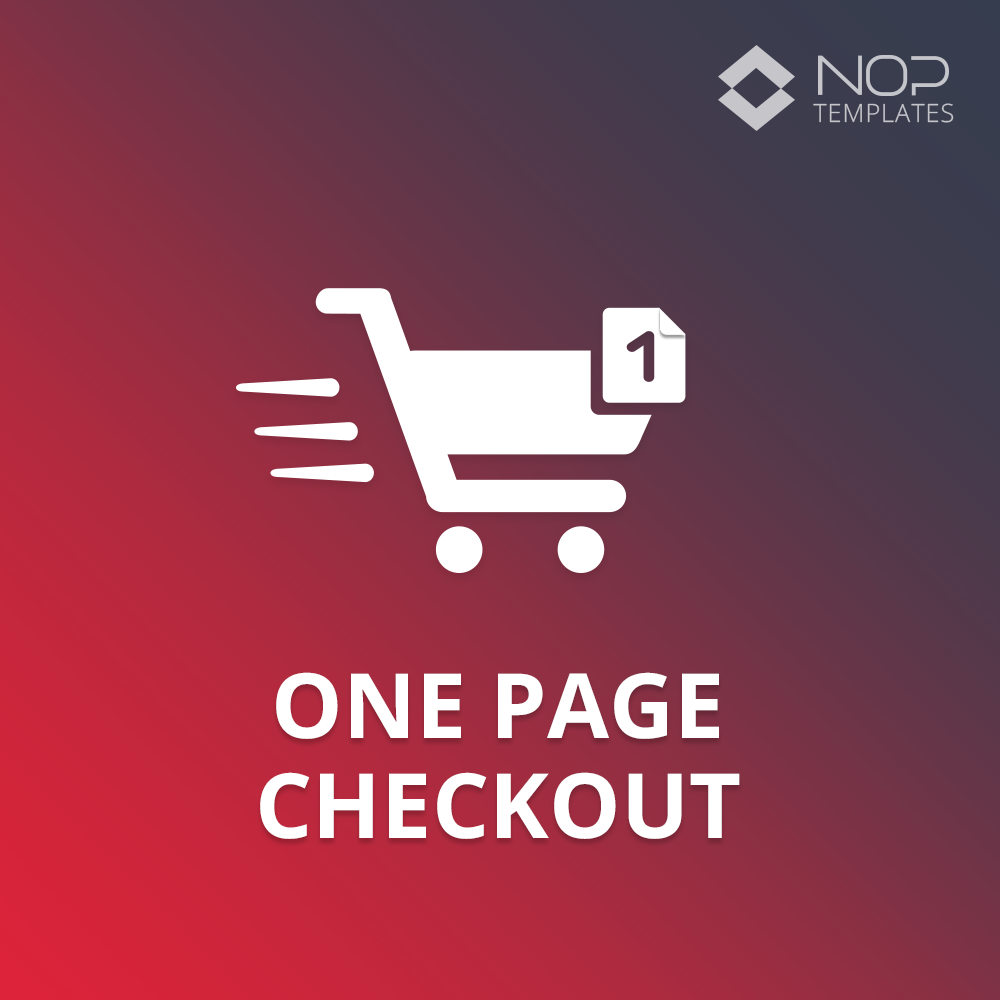 Picture of Nop One Page Checkout (Nop-Templates.com)
