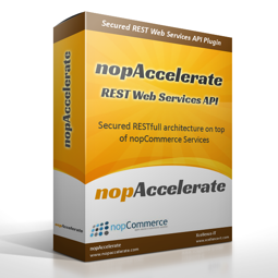 NopAccelerate REST Web Services API Plugin の画像