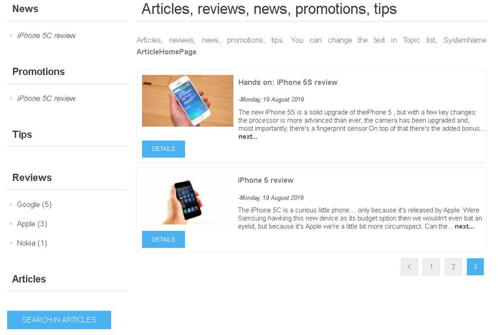 Picture of Articles (foxnetsoft.com)