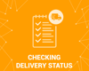 Picture of Checking Delivery Status (foxnetsoft.com)