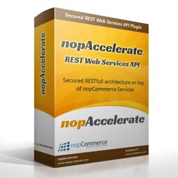 Image de nopAccelerate REST Web Services API Plugin(AdminMethods)