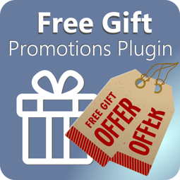 Изображение Free gifts promotions plugin