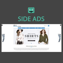 Picture of Side Ads Slider Plugin (by nopExtensions.com)