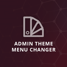 Picture of Admin Theme & Menu Changer