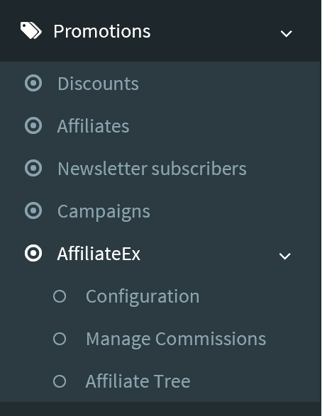 Picture of Affiliate Program