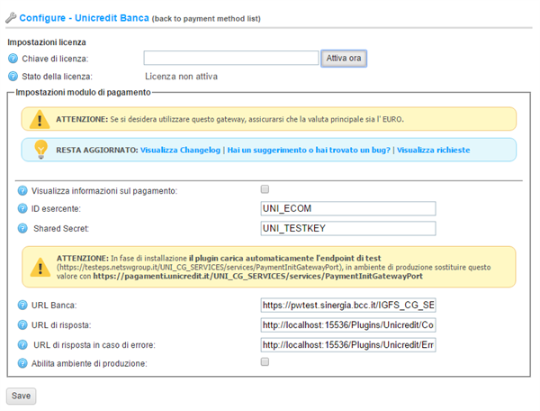 Picture of Unicredit – Pagonline Payment plugin