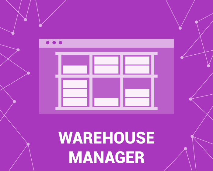 Picture of Warehouse Manager (foxnetsoft.com)