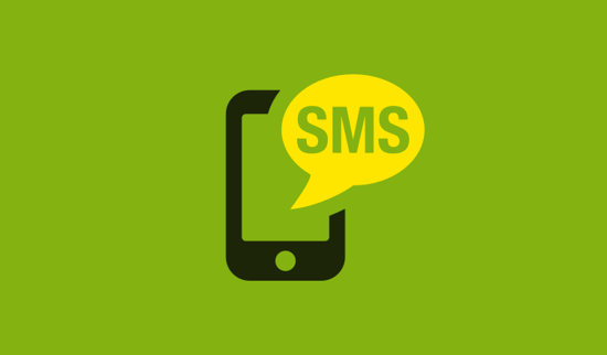 Picture of Configurable Common SMS For Various Event