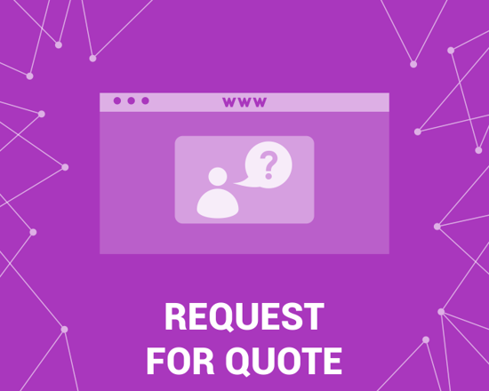 Picture of Request For Quote (simple PopUp form) (foxnetsoft.com)