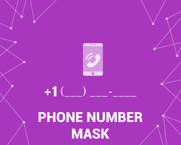 Picture of Phone number mask (foxnetsoft.com)