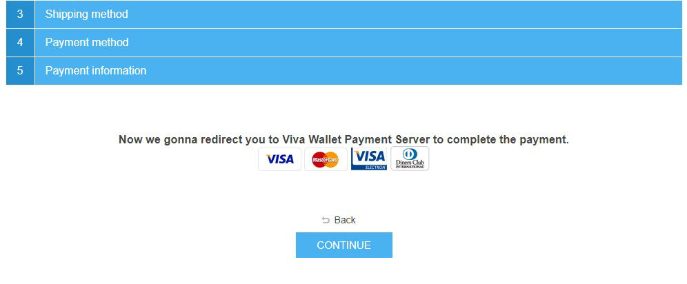 Picture of VivaWallet Payment Module
