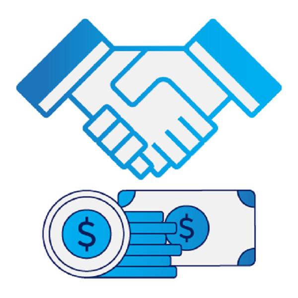 Bild von Vendor commission management