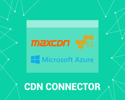Picture of CDN Connector (MaxCDN, KeyCDN, etc.) (foxnetsoft.com)