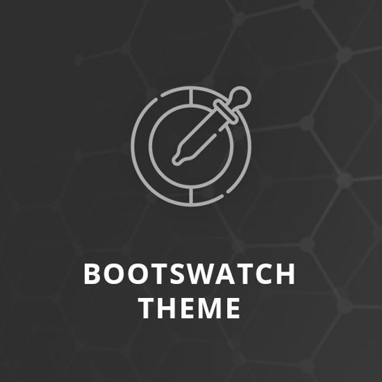Picture of Bootswatch Theme