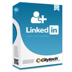 Picture of LinkedIn login for nopCommerce