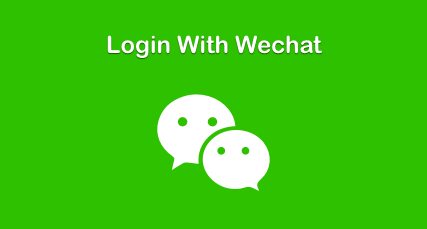 Picture of Weixin authentication plugin (Support NopCommerce 4.00 above version)