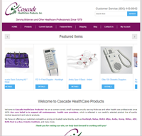 Cascade Healthcare Products
