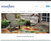 Home Fires Rugs
