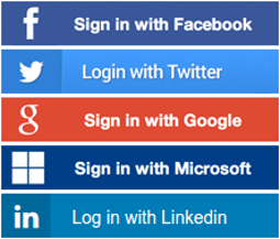 Picture of External auth(Facebook,Twitter,Google,Microsoft,LinkedIn)