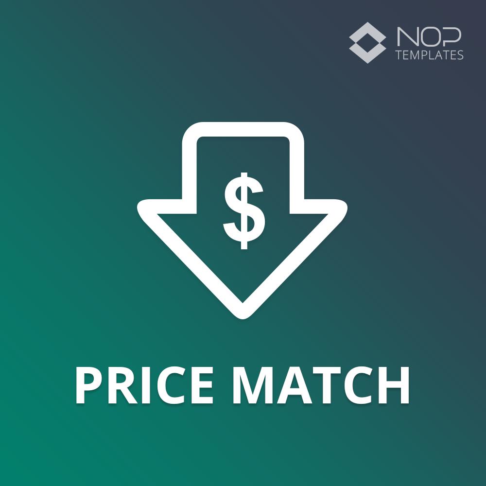 Picture of Nop Price Match (Nop-Templates.com)