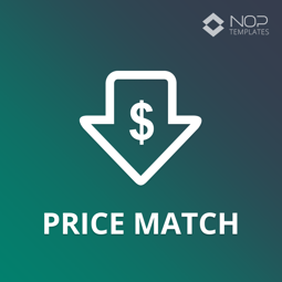 Picture of Nop Price Match (Nop-Templates.com)