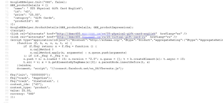 Picture of Google Multi Language Sitemap (foxnetsoft.com)