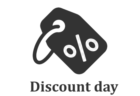 Picture of 'Days of week' discount requirement rule