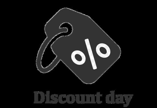 Изображение 'Days of week' discount requirement rule