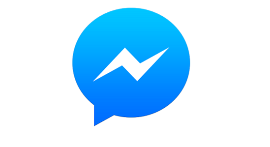Picture of Contact Us by Facebook Messenger