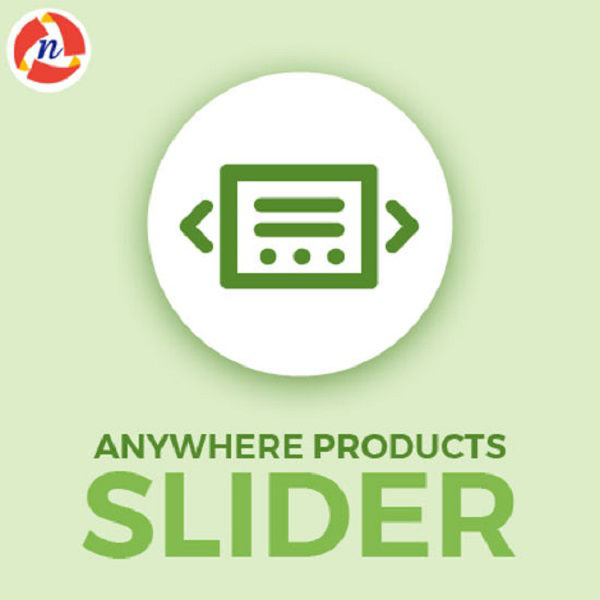 Picture of AnyWhere Products By Specification Slider