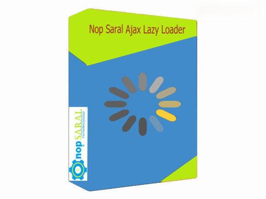 Picture of Nop Saral Ajax Lazy Loader