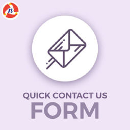 Picture of Quick Contact Us Form