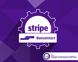 Picture of Stripe BanContact payment plugin (By nopCommercePlus)