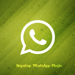 Picture of ContactUs by WhatsApp (nopshop)