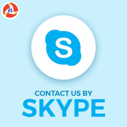 Picture of Contact Us By Skype plugin