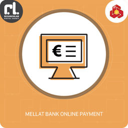 Picture of Mellat payment gateway