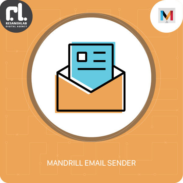 Picture of Mandrill email sender