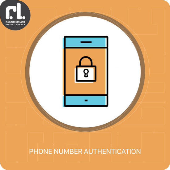 Picture of Mobile authentication + Sms notification