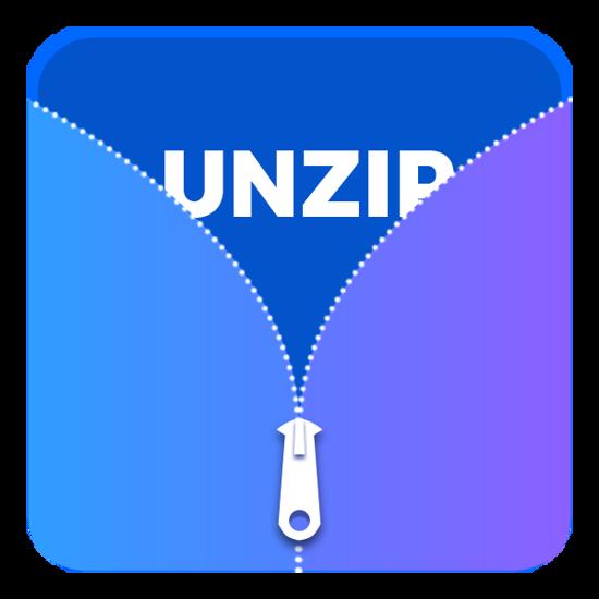 Bild von UnZip Plugin