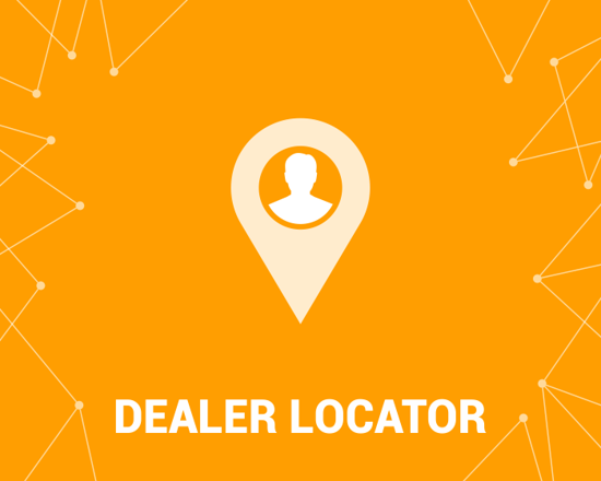 Picture of Dealer (store) locator (foxnetsoft.com)