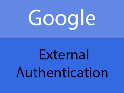 Picture of Google External Login
