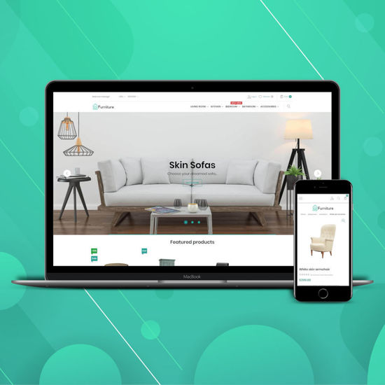 Picture of Furniture Theme (nop4you.com)