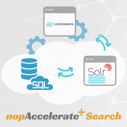 Imagen de nopAccelerate Plus Search - Relevant & Full Text Search