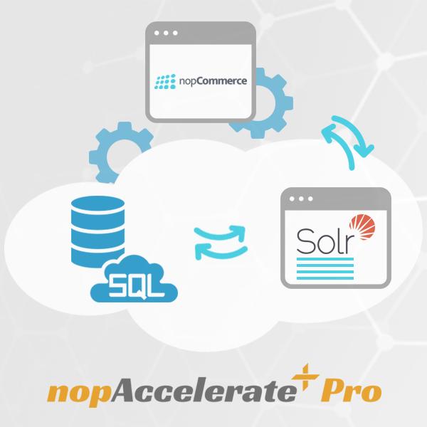 Picture of nopAccelerate Plus Pro - Apache Solr Integration Plugin