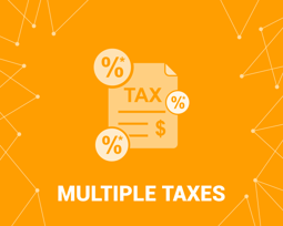 图片 Multiple Taxes (Canadian taxes) (foxnetsoft)