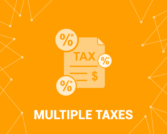 Imagen de Multiple Taxes (Canadian taxes) (foxnetsoft)