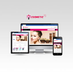 Picture of Cosmetic Theme + 7 Plugins (by nopExtensions.com)