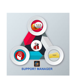 Execula - Support Manager の画像